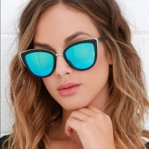 Quay Australia MY GIRL Oversized Sunglasses